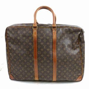 Auth Louis Vuitton Sirius 55 Travel Bag #1779L20
